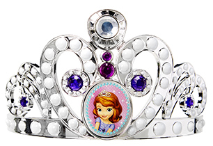 Sofia The First Royal Signature Tiara Assorted