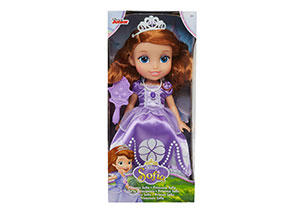 Sofia The First Deluxe Beauty Set 30cm Doll