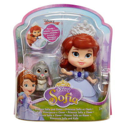Sofia and Friends 7.5cm Doll