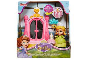 Sofia Mini Playset With 7.5cm Doll