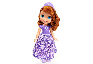 Sofia Super Value Doll