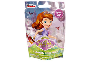 Sofia Figures In Foil Pack
