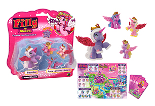 Filly Stars Family Pack