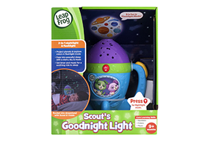 LeapFrog Scout's Goodnight Light