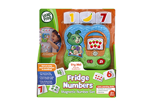 LeapFrog Fridge Numbers