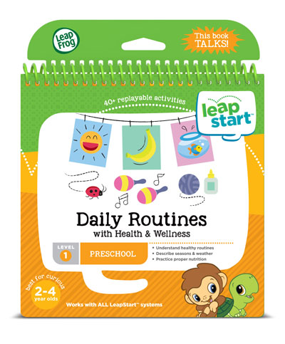 LeapStart Junior - Daily Routines