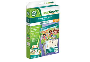LeapReader - Learn To Write Science