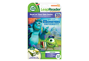 LeapReader - Monster University