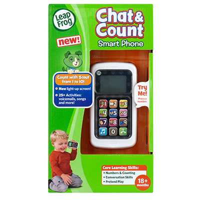 Chat and Count Cell Phone