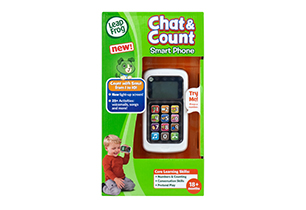 Chat & Count Smart Phone