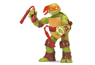 Teenage Mutant Ninja Turtles Basic Figure Assorted