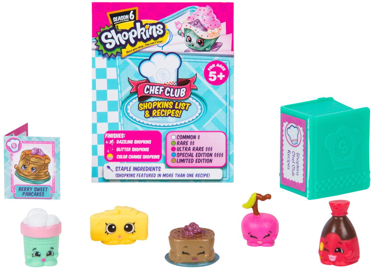 Shopkins chef club 5 package shopkins chef club prima toys - Shopkins pics ...