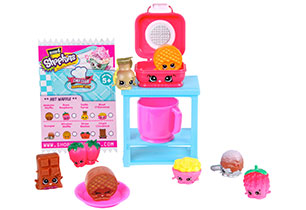 Shopkins Chef Club Themed Package