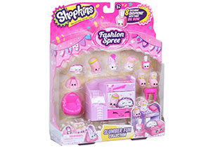 Shopkins Fashion Package Collection