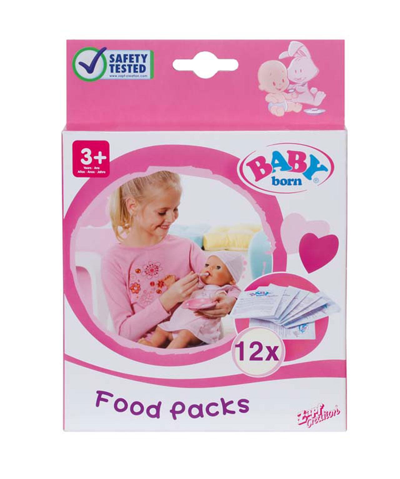 Baby Born Food Baby Born Prima Toys