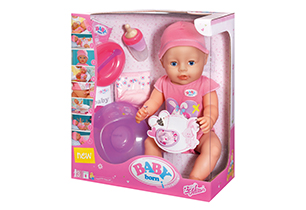 Baby Born Interactive - Girl