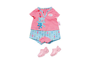 Baby Born Shorty Pyjamas With Shoes