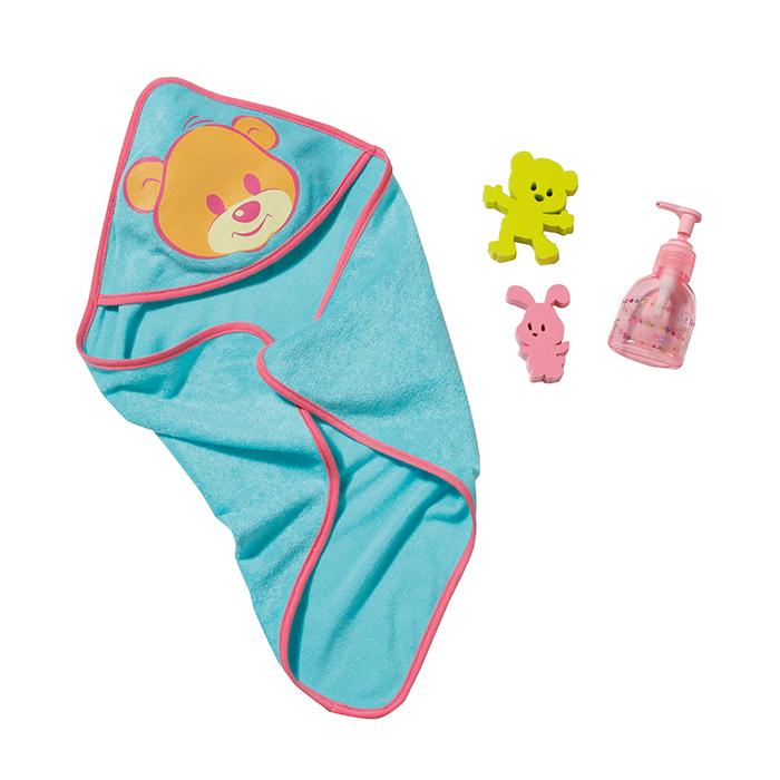 Baby Born Bathing Accessory Set Baby Born Prima Toys