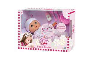 Baba Tasha – Afrikaans speaking doll