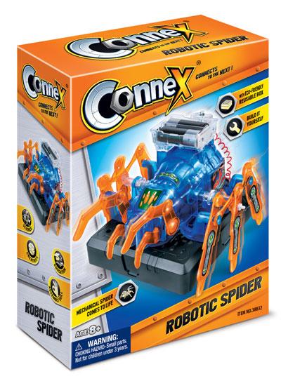 Connex Robotic Spider Connex Prima Toys