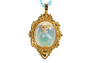 Disney Princess Little Kingdom Necklace