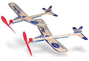 Sky Streak - Twin Package Motorplane