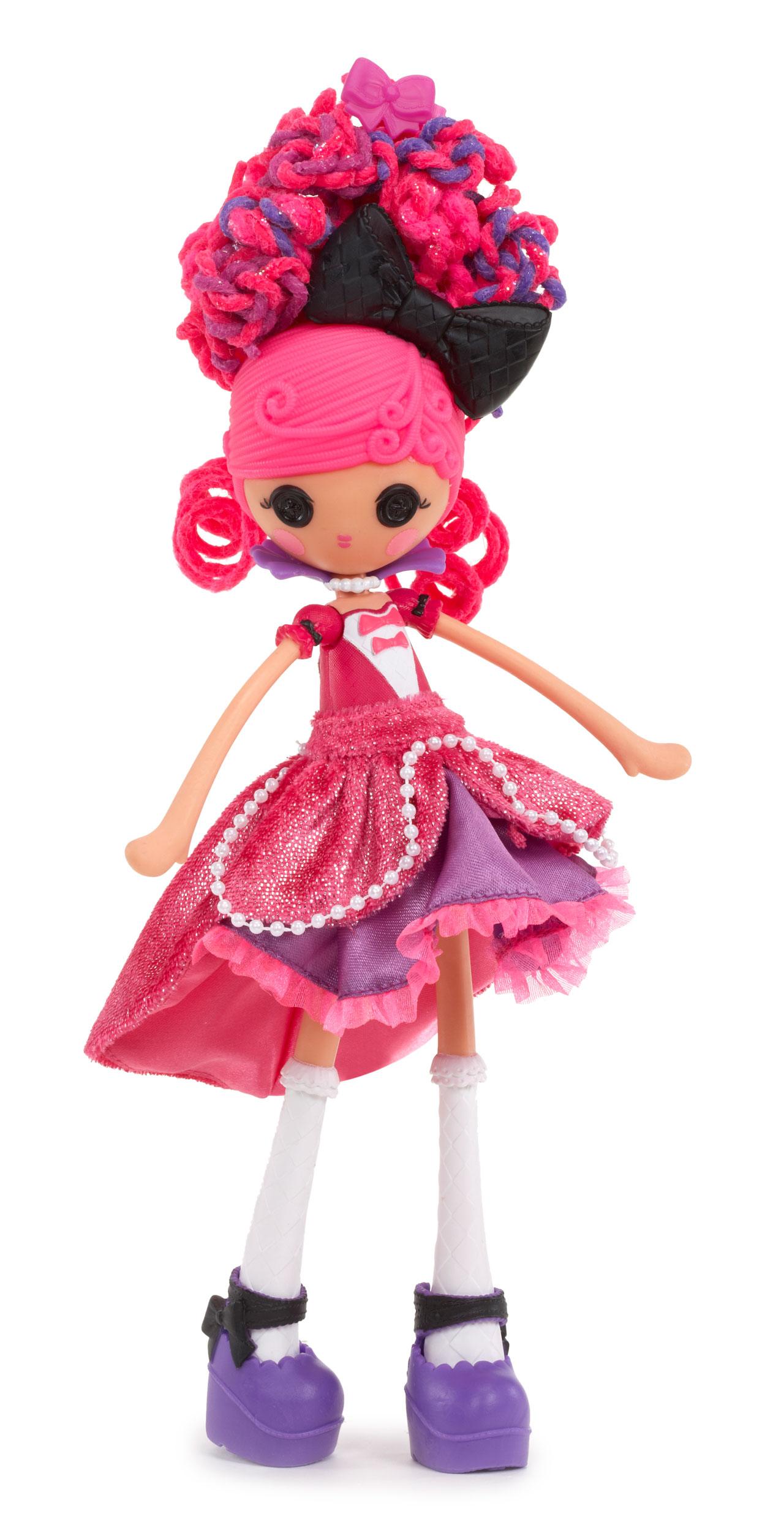 Lalaloopsy Girls Crazy Hair Doll Lalaloopsy Prima Toys