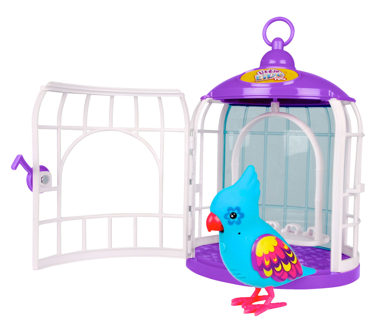 Little Live Pets Bird With Cage | Little Live Pets | Prima Toys
