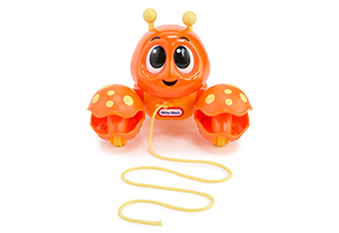 Little Tikes Pull 'n Chatter Lobster