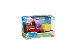 Peppa Pig Grandpa Train W Carriage- Value Range