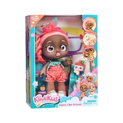 Kindi Kids Toddler Doll- Summer Peaches