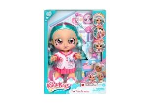 Kindi Kids Fun Time Doll-Dr Cindy Pops