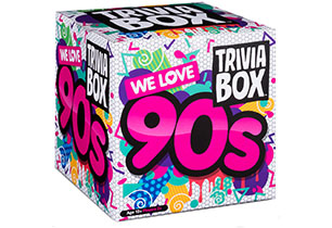 Game Box - Music 90's
