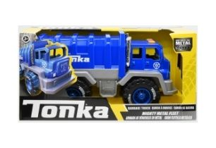 Tonka Mighty Metal Fleet