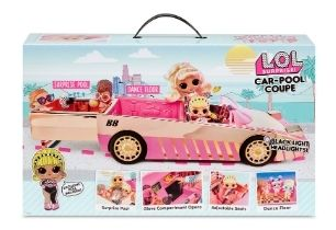 L.O.L Surprise Car Pool Coupe