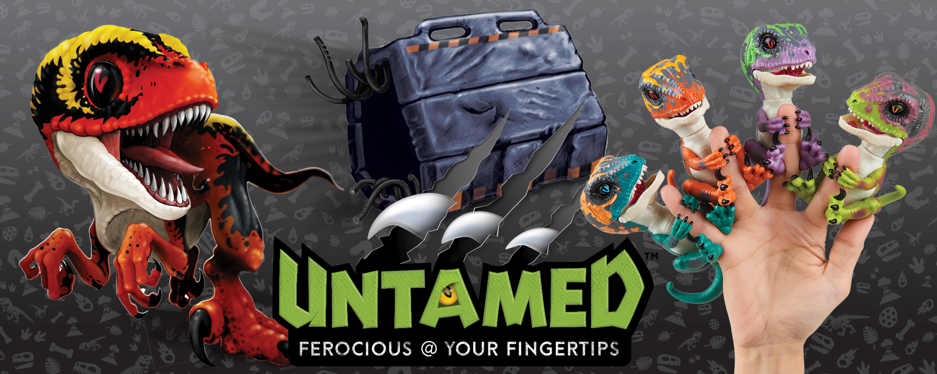 Fingerlings Untamed