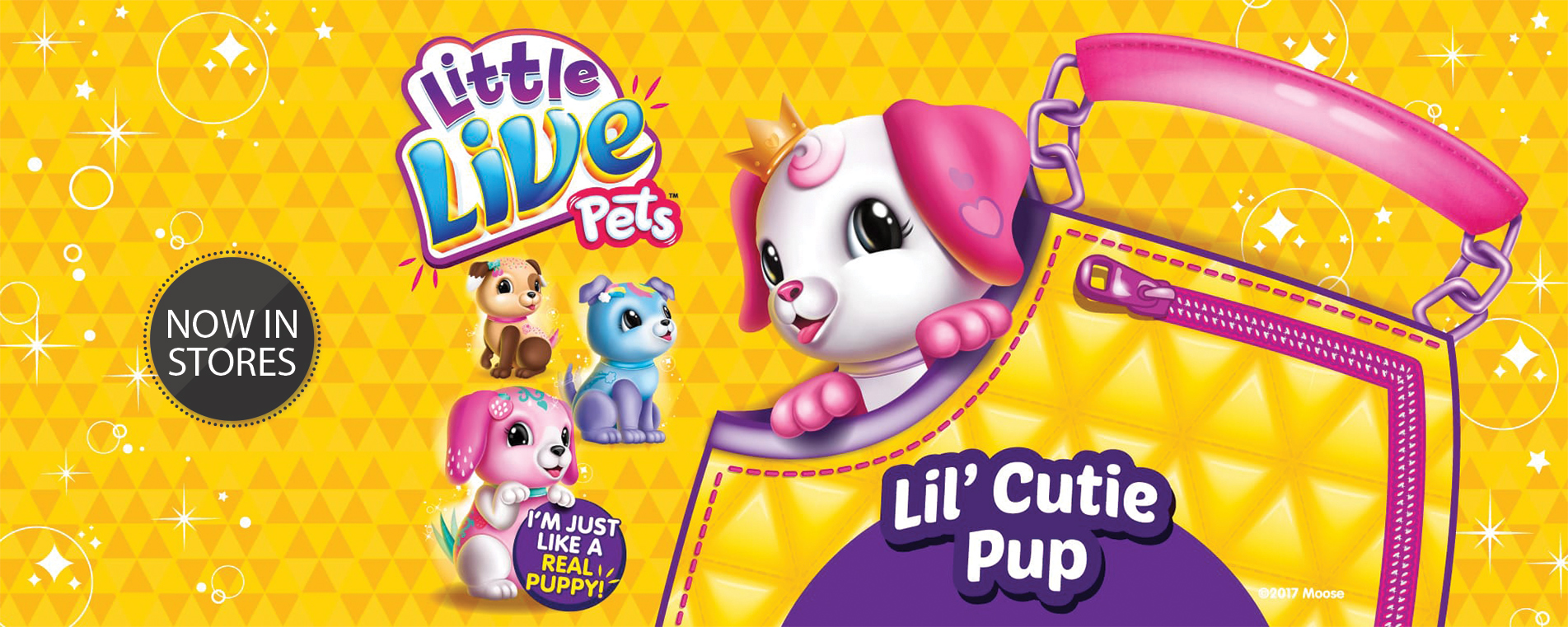 Little Live Pets Cutie Pups