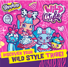 Shopkins WildStyle