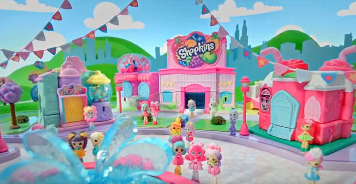 Shopkins Lil Secrets Small Mall Series 3