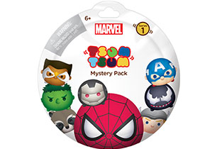Tsum Tsum Marvel Figures Foil Pack
