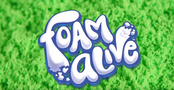 Foam Alive Video