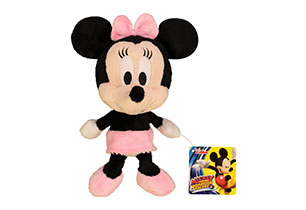 17cm Minnie Big Head Plush