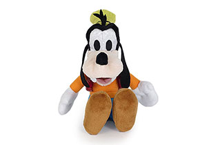 20cm Mickey & Friends Plush 6 Assorted