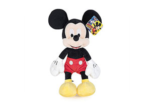 43cm Mickey & Friends Plush 4 Assorted