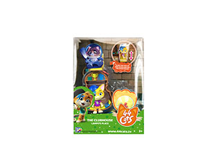 44 Cats - Deluxe Playset with Features