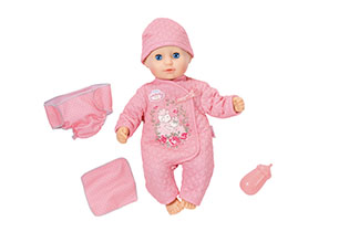 My First Baby Annabell Baby Fun