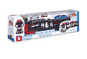 Bburago Emergency Vehicle Carrier