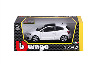 Bburago 1:24 VW Polo GTI Mark 5