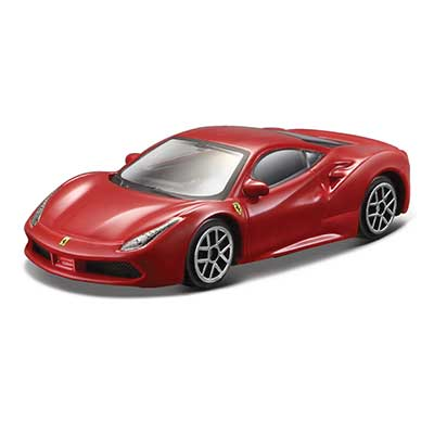 Bburago 1:64 Ferrari Race & Play