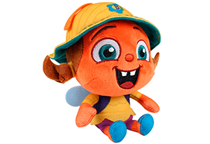Beat Bugs 13cm Plush Assorted